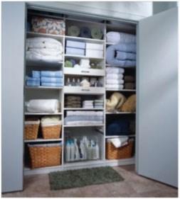 Ordinaire Organized Linen Closet
